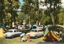 VIC SUR CERE  Le Camping - France