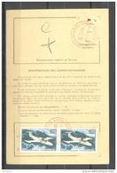 Ordre De Réexpédition Temporaire - Cachet Rond Rouge 25/03/1970 ATHIS MONS - Timbres MS 760 Paris - Entry Postmarks