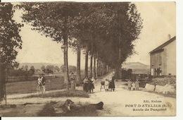 70 - PORT D'ATELIER / ROUTE DE PURGEROT - Autres Communes