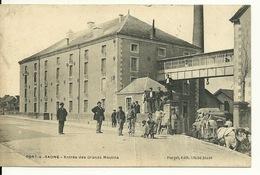 70 - PORT SUR SAONE / ENTREE DES GRANDS MOULINS - France