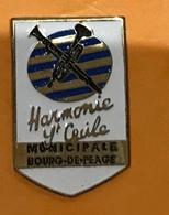 HARMANIE ST CÉCILE BOURG DE PEAGE - Music