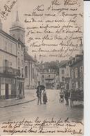 HAUTE SAONE -  JUSSEY  - Rue De L'Hôtel De Ville  ( - Timbre à Date De 1903  ) - France