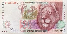 South Africa 50 Rand, P-125 (1999) VF+ - Südafrika