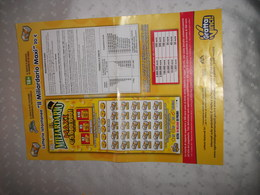 Lotteria Istantanea Gratta E Vinci-locandina - Lottery Tickets