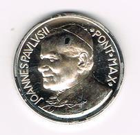 &-  VATICAAN   JOANNES  PAULUS II  PONT MAX MICHELANGELO * LA PIETA HERDENKINGSMUNT - Vatican