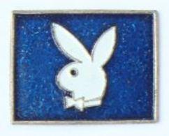 Pin's Magazine PLAYBOY - Le Logo - Le Lapin Blanc Au Noeud Papillon  - H159 - Medias