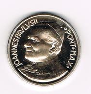 &-  VATICAAN   JOANNES  PAULUS II  PONT MAX-  MAD DI CZESTOCHOWA  HERDENKINGSMUNT - Vatican