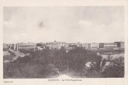 DJIBOUTI - La Ville Européenne - Gibuti