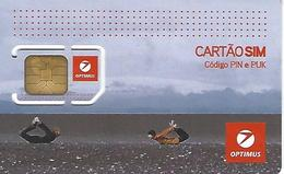Mobil Phonecard Optimus Network - Portugal (NOT USED) - Portugal