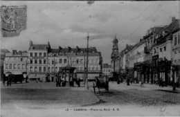 > [59] Nord > Cambrai /PLACE AU BOIS    /LOT 519 - Cambrai