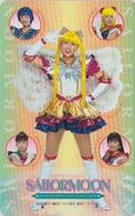 RARE Télécarte NEUVE Japon / 110-016 - MANGA - SAILORMOON ** Musical ** -  ANIME Japan MINT Phonecard - 10318 - Comics
