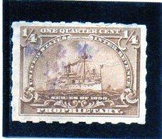 B - 1898 Stati Uniti - Fiscali - Autres
