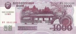 COREE DU NORD 1000 WON 2014 UNC P CS15 - Korea, North