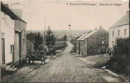 Ronvaux Chevetogne Entree Du Village - Belgique