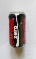 Fève Coca Cola Zéro Canette - Geluksbrengers