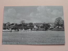 HAVNEN I KALVEHAVE ( A/S Papirlageret, Nykobing ) Anno 19?? ( Voir Detail Photo ) ! - Danemark