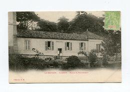 !!! CPA DE LA REUNION : ST DENIS, BUREAU DE RECRUTEMENT - Réunion