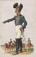 Uniformes Allemands De 1800 à 1810  - N°160 Autres Troupes  -  HAUS NEUERBURG Cigarettes Allemandes 1932 - Cigarette Cards