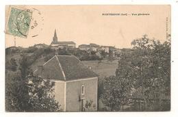 Montredon - Vue Generale -  CPA° - Francia
