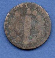12 Deniers   1793 A  --   état  B - 1789-1795 Period: Revolution
