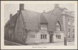 Ancient House, Poole, Dorset, C.1905-10 - Gale & Polden Postcard - England