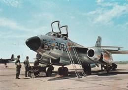 """SUD AVIATION """"VAUTOUR"""" BIPLACE DE BOMBARDEMENT (dil385) - Avions"""