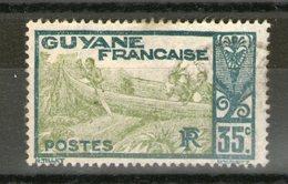 N° 117A°- - Guyane Française (1886-1949)