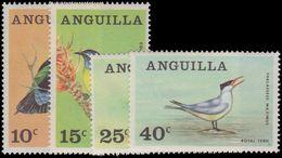 Anguilla 1968 Anguillan Birds Unmounted Mint. - Anguilla (1968-...)