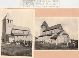 Berthem, Bertem , ( Louvain ) ,  2  Foto , Photo , L'église  , De Kerk - Bertem