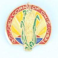 Pin's GOLDEN CORN OF OHIO (USA) - L'épi De Maïs - H186 - Food