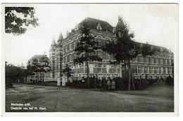 Mechelen A/M. Gesticht Van Het H. Hart - 1943 - Uitg. R. Verschelde - 2 Scans - Maasmechelen