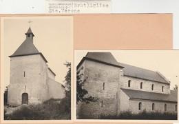 Berthem, Bertem , ( Louvain ) ,  2  Foto , Photo , L'église  , De Kerk ,Ste Vérone - Bertem