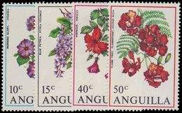 Anguilla 1970 Flowers Unmounted Mint. - Anguilla (1968-...)