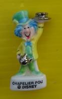Fève - Alice Au Pays Des Merveilles 2006 - Chapelier Fou - Disney
