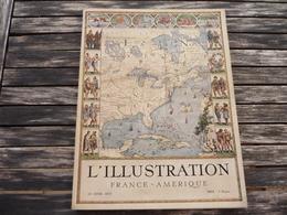 L'Illustration France Amérique 10 Avril 1937 - Livres, BD, Revues