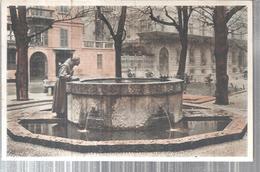 MILANO ,FONTANA DI S, FRANCESCO.viaggiata.NO. 1940.fp.3967.M. - Milano