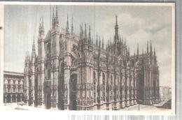 MILANO ,PIAZZA DEL DUOMO.viaggiata.NO. 1940.fp.3968.M. - Milano (Milan)