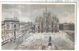 MILANO ,IL DUOMO.viaggiata.NO. 1940.fp.3969.M. - Milano