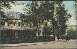 Parkhoningen, Rotterdam, Zuid-Holland, C.1910 - Lammerse Briefkaart - Rotterdam