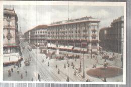 MILANO ,VIA DANTE.viaggiata.NO. 1940.fp.3970.M. - Milano (Milan)
