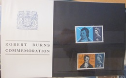 Souvenir - Robert Burns Commemoration - 1952-.... (Elizabeth II)