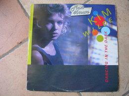 "MAXI -   - KIM WILDE  -  RAK 1545276  "" DANCING IN THE DARK "" + 1 - 45 Rpm - Maxi-Single"