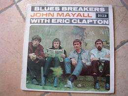"33 Tours 30 Cm -  JOHN MAYALL / ERIC CLAPTON / BLUES BREAKERS - DECCA 190010  "" ALL YOUR LOVE "" + 11 - Vinyl Records"