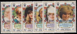 Anguilla 1984 Prince Henry Unmounted Mint. - Anguilla (1968-...)