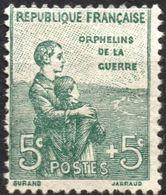 """1917/18 """" ORPHELINS DE LA GUERRE """" N° 149   NEUF** - France"""