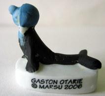 Fève Mate - Gaston Otarie - Cache-Cache - Marsu 2006 - - Cartoons