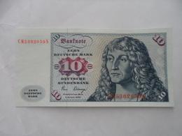 Allemagne/Germany : 10 Deutsche Mark 1980 - [ 6] 1949-1990 : GDR - German Dem. Rep.