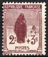 """1917/18 """" ORPHELINS DE LA GUERRE """" N° 148   NEUF** - France"""