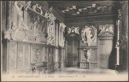 Galerie François 1er, Le Palais, Fontainebleau, Seine-et-Marne, C.1910s - Lévy CPA LL75 - Fontainebleau
