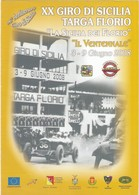 "BOOK XX GIRO DI SICILIA-TARGA FLORIO 2008 ""IL VENTENNALE"" - Boeken"